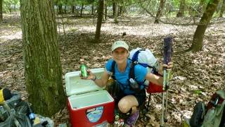 First trail magic :)