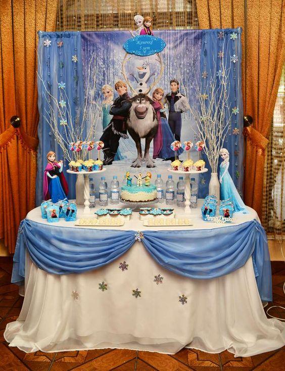 Cake Table Decor Mybirthday
