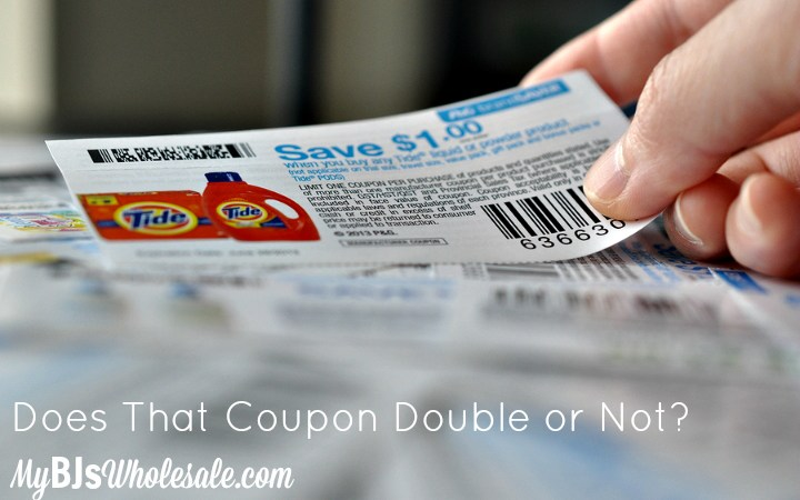 How to Know if a Coupon Will Double