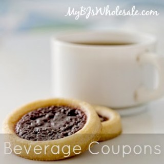 Beverage Coupons: Seattle's Best Coffee, Minute Maid Drops, Sparkling Fruit2O and More