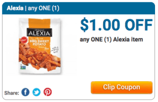 Alexia Fries (4 lbs) for Only $3.99 After Coupons at BJs (expires 1/28)