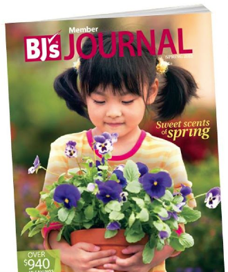 BJs Journal Coupons - Coming Soon!