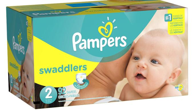 pampers swaddlers deal at Bjs club