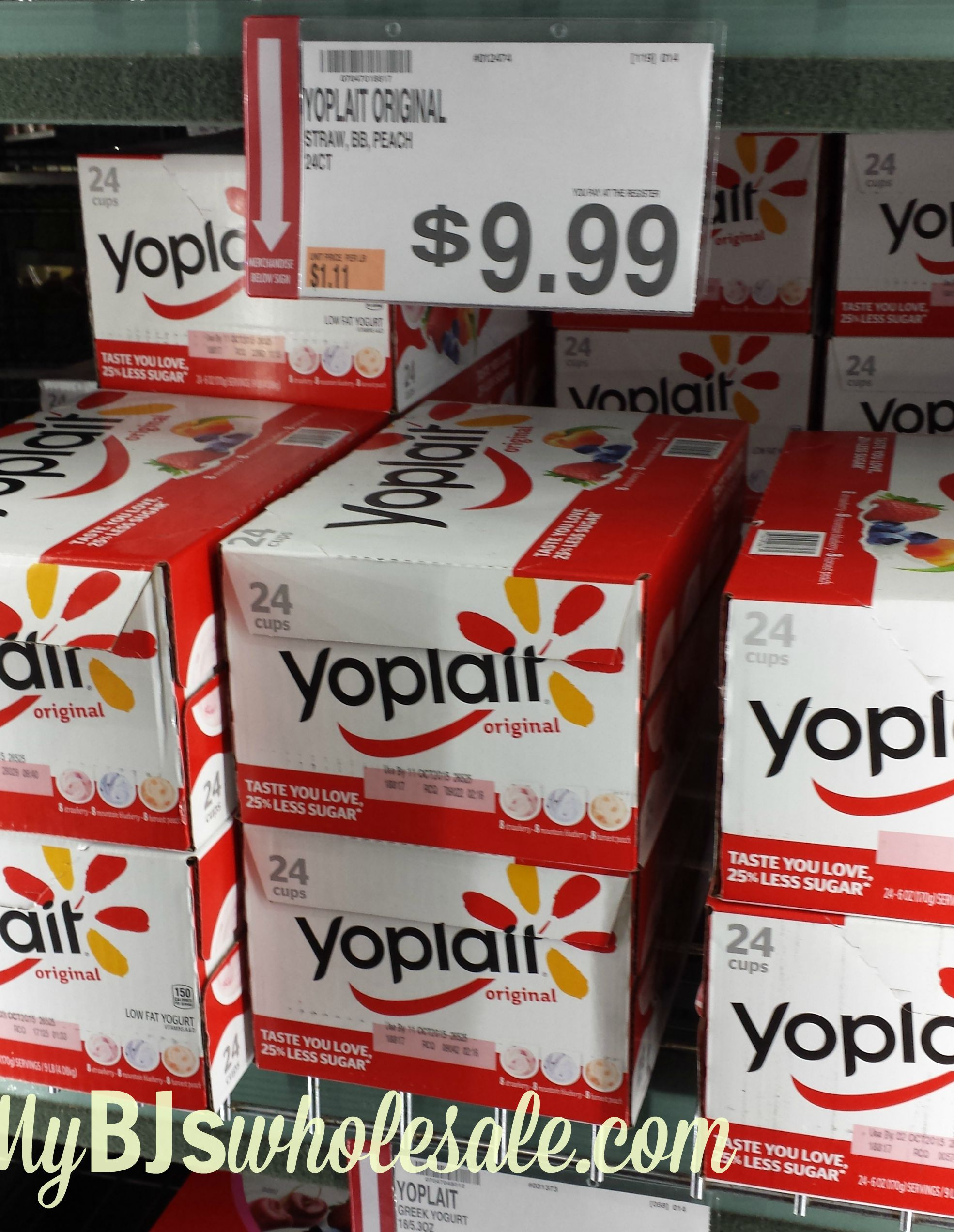yoplait coupon deal