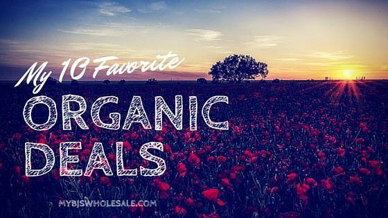 organic deals at bjs wholesale club