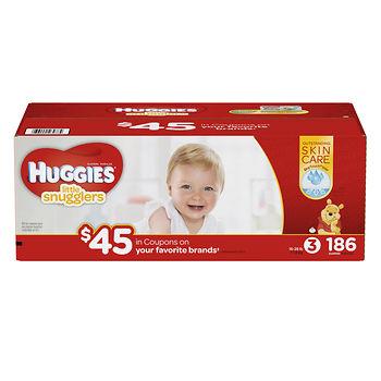 Huggies coupons deal at BJ's Wholesale