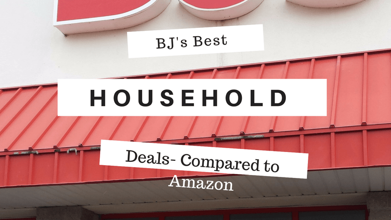 BJ's Best Household Deals