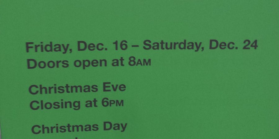 BJ's Wholesale Holiday Hours 2016