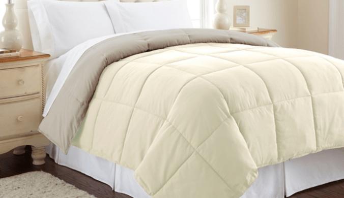Down Alternative Comforters Deal 89% off