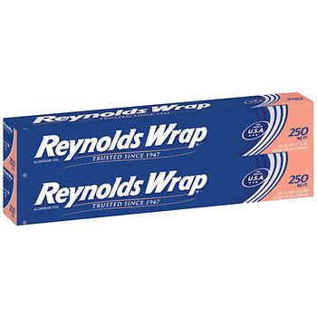 reynolds wrap new coupons to stack with BJs coupon