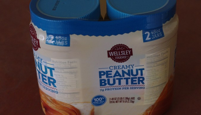 New Wellsley Farms Peanut Butter