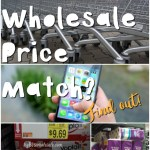 BJs Wholesale Club Price Match