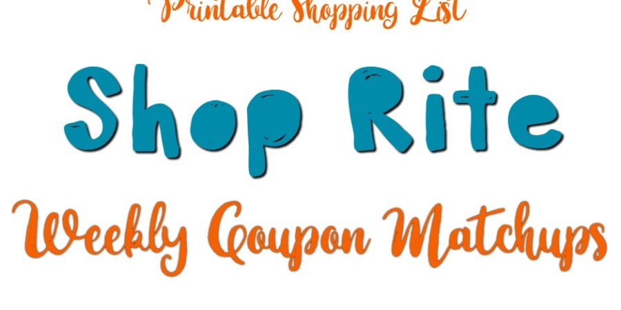 shop rite weekly deals