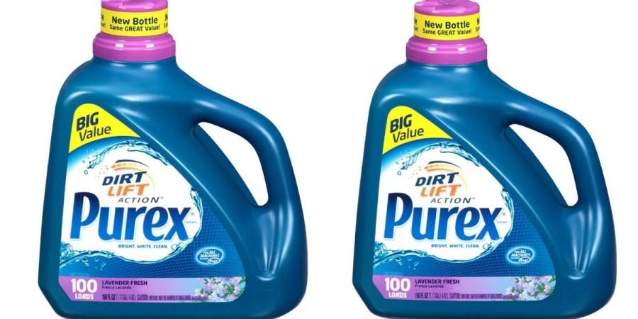Purex Detergent coupon