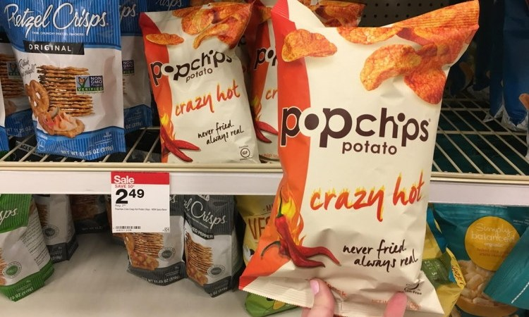 Popchips deal at Target