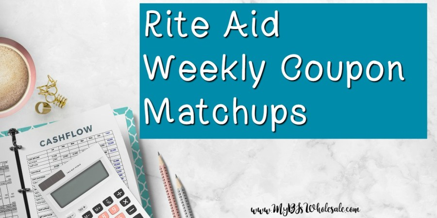Rite Aid weekly coupon deals