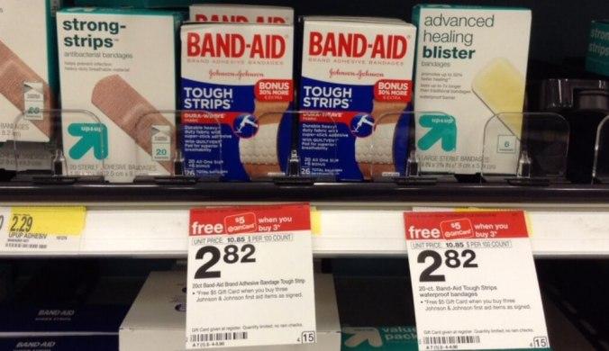 band-aid deal at target