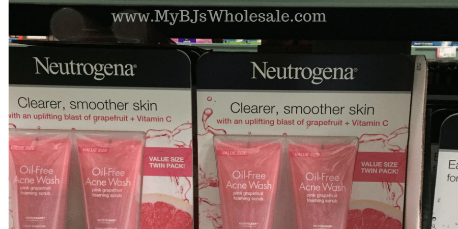 neutrogena coupons to use at BJs