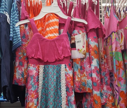 kids summer outfits at BJs
