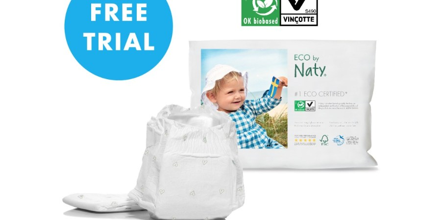 free naty sample diapers