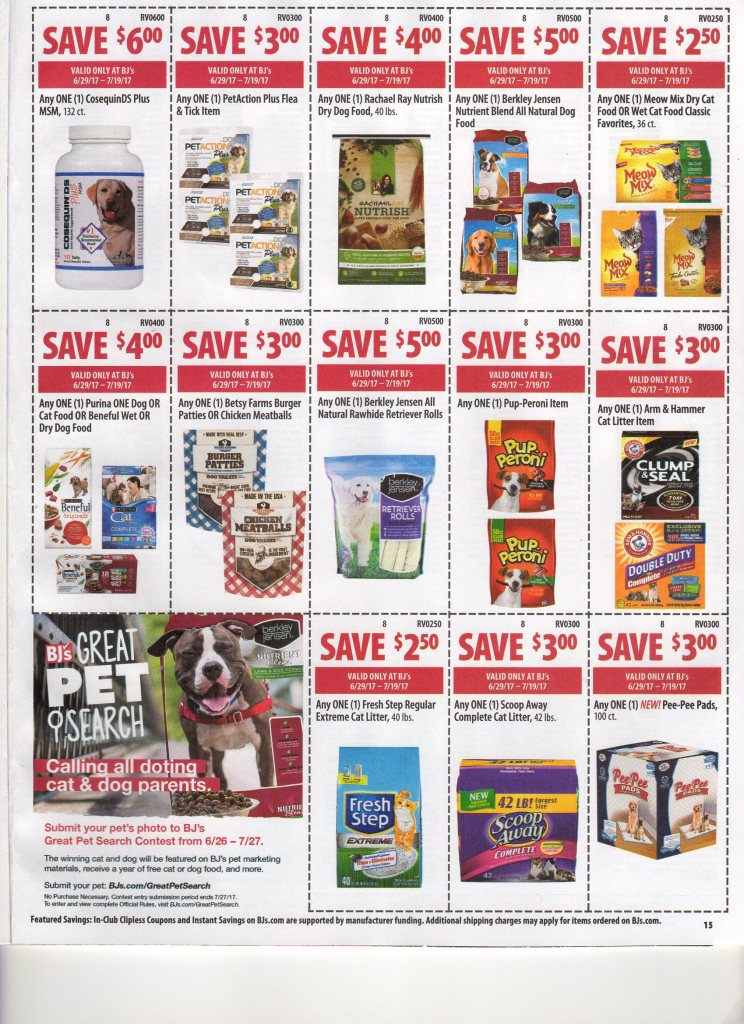 Bjs front of club coupon matchups and scan