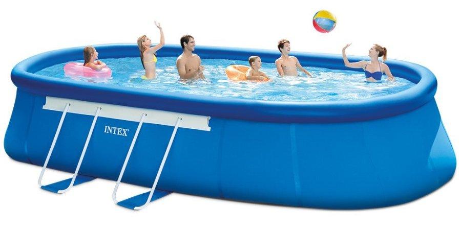 intex pool deal on Amazon
