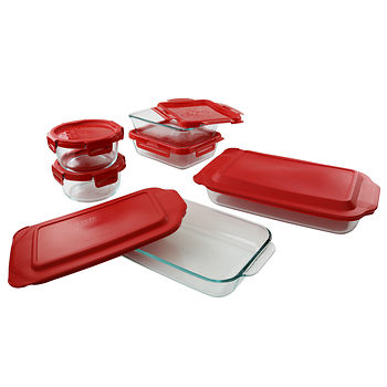 pyrex 12 pc set at BJs