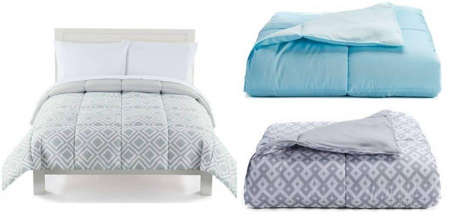 down comforter at Kohls