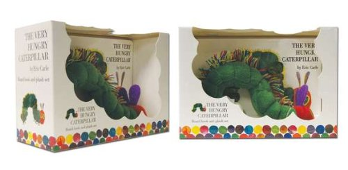 hungry caterpillare book and plush cheap on amazon