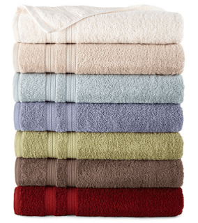 jcpenny towel sale