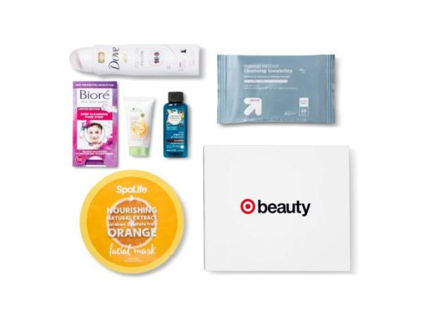 Target August Beauty Box Shipped