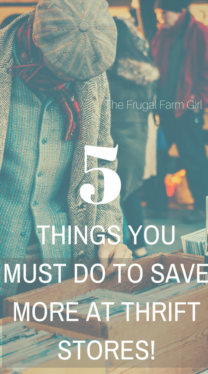 With the prices at Thrift Stores Rising learn how to save more even on a budget.  | frugal living| thrift stores | shopping | money | budget | finances |