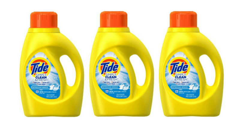 tide simply deal