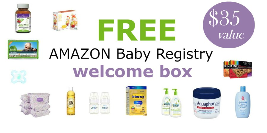 amazon baby registry deal