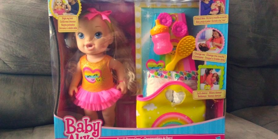 baby alive giveaway free chance