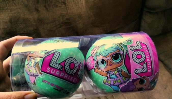 l.o.l. surprise doll giveaway free