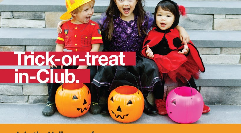 Free trick or treating at BJs Wholesale clubs in October