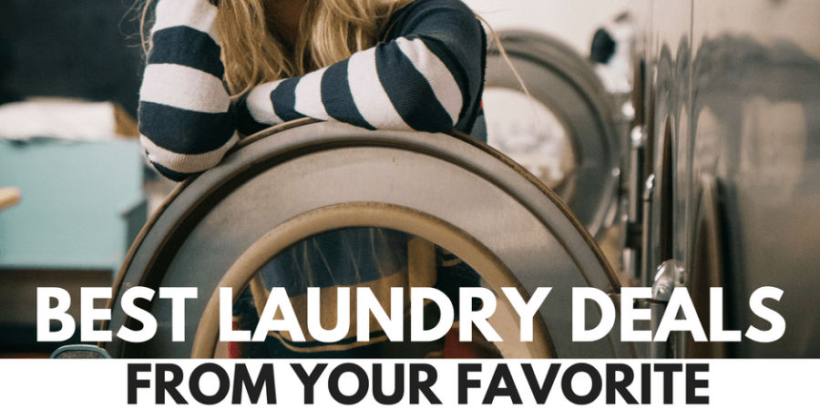 best laundry care deals