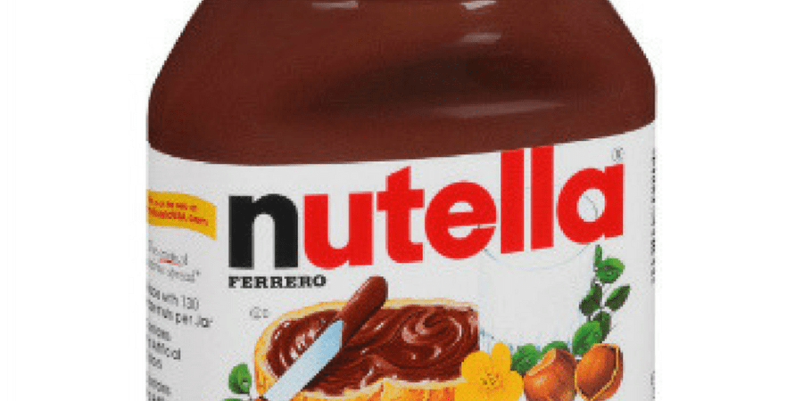 cheap nutella at Shoprite, tops, and more