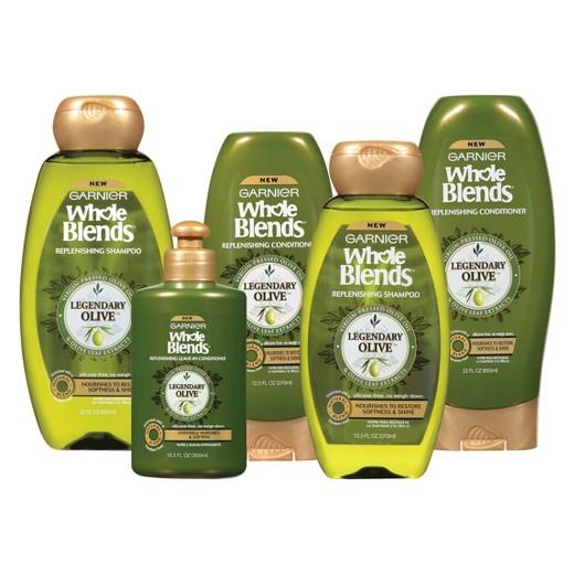 Free Garnier Legendary Olive Hair Care Sample