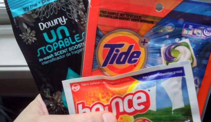 free tide pods, bounce- down-unstopables at BJs-whoelsale