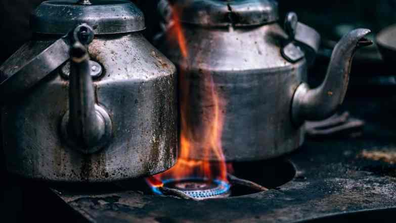 cooking gas business plan