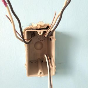 box replacement wiring