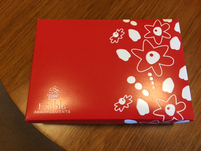 Edible Arrangements box
