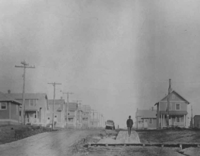 Old Hickory Village, 1918