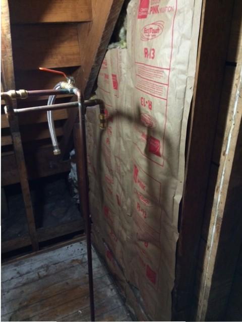 closet insulation
