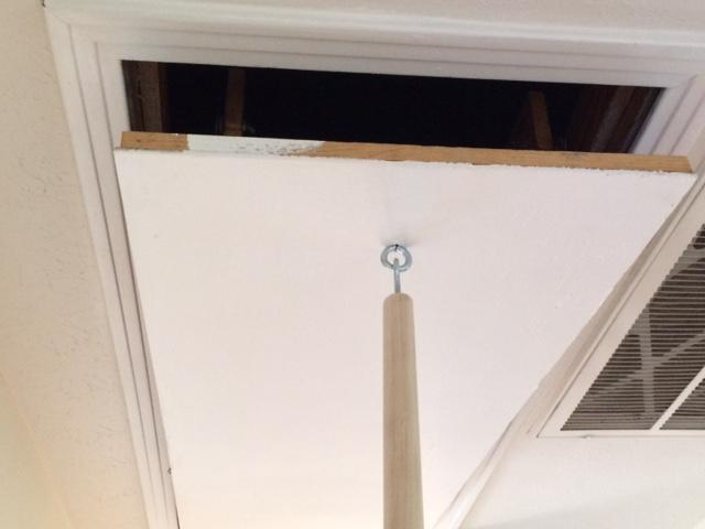 attic pull down