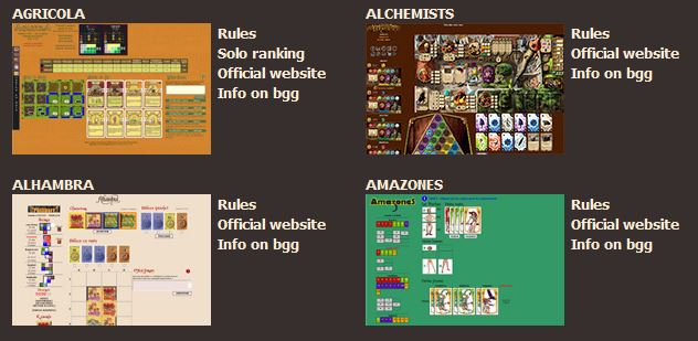 Playing Board Games Online