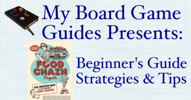 Food Chain Magnate Strategy Guide