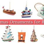 Boating and Nautical Christmas Tree Ornaments